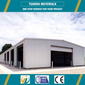 Design Manufacture Workshop Warehouse Steel-Structure Cunstructure with Ce Certification pictures & photos