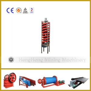 Energy Saving Spiral Chute with High Recovery Rate pictures & photos