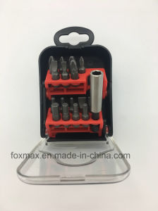 Tool Kit 17 PC Screwdriver Bit Set (FST-17) pictures & photos