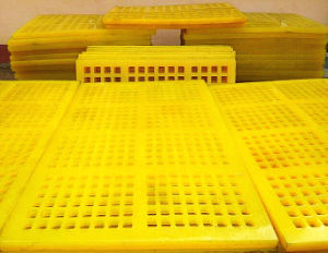 Urethane Vibrating Screen with Super Wear Resistance