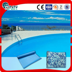 Swimming Pool PVC Mosaic Style Waterproof Pool Liner pictures & photos