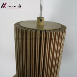 Wooden and 201 Stainless Steel Pendant Lamp for Dining Room pictures & photos