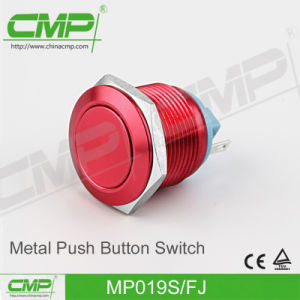19mm Alumina Oxidation Push Button Switch pictures & photos