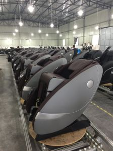 Whole Body Air Pressure Realistic Massage Chair pictures & photos