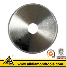 Hot Pressed J Slot Tile Ceramic Diamond Saw Blade pictures & photos