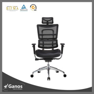 Korea Mesh Seating Massage Executive Ergonomic Office Chair pictures & photos