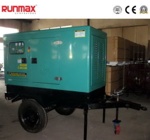 Trailer & Mobile Generator 10kVA~500kVA RM40t2 pictures & photos