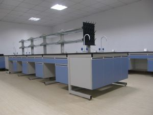 Wood and Steel Lab Furniture (Saudi Arab project) pictures & photos