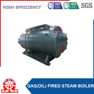 Packaged Central Heating Oil Gas Fired Industrial Boiler pictures & photos