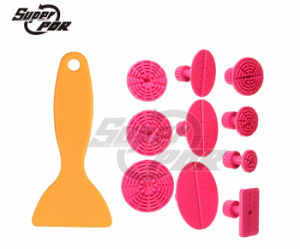 High Quality Super Pdr Rubber Scraper Pdr Tools pictures & photos