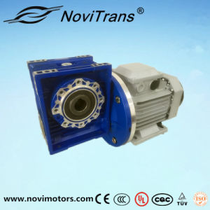 3kw AC Flexible Motor with Decelerator (YFM-100C/D) pictures & photos