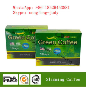 Skinny Green Coffee for Weight Loss, Effectively Slimming Body pictures & photos