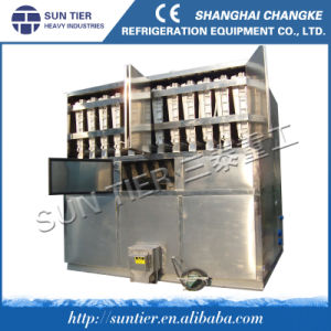 3 Ton Automatic Ice Cube Packing Machine pictures & photos