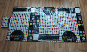 Colorful Print Non-Woven Beach Mat with Lamination pictures & photos