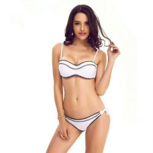 Wholesale Women Bikini Fashion Swimwear Ladies Bikini Swimsuit pictures & photos