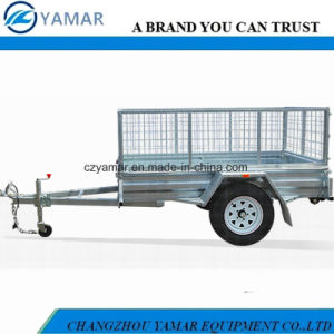 Fully Welded Box Utility Trailer pictures & photos