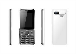 Factory Original Mobile Phone 2.4inch Qvga Screen Dual SIM Feature Phone C26 pictures & photos