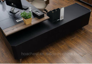 Multipurpose Popular Leather Boss Table (V29A) pictures & photos