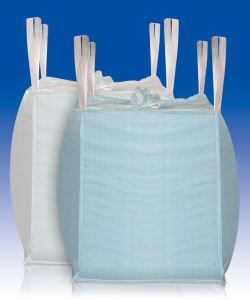PP Woven Big Bag Packaging for Filling Cement pictures & photos