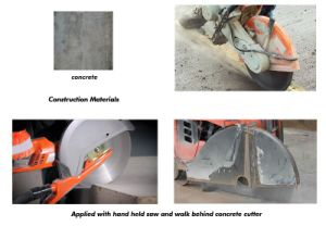 Arix Diamond Segment for Diamond Saw Blade Concrete Cutting pictures & photos