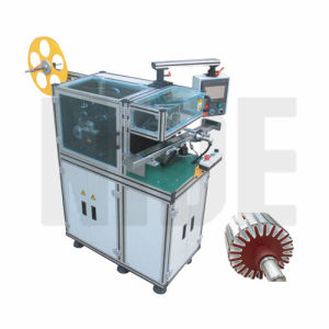 Automatic Armature Slot Cell Insulating Machine pictures & photos