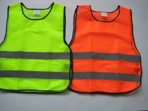 Factory Reflective Wear Children Clothing for Traffic Safety with Ce pictures & photos
