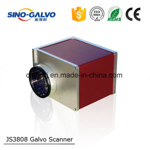 High Cost Efficiently Galvo Scanner Js3808 for Wide Breadth Laser Marking pictures & photos