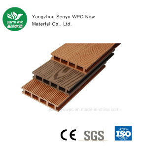 Outdoor UV-Resistant WPC Decking pictures & photos