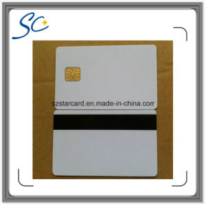 ISO7816 PVC Contact Smart IC Card with Sle4442 Chip pictures & photos