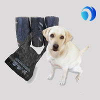 HDPE Plastic Bags for Pet Waste Poop pictures & photos