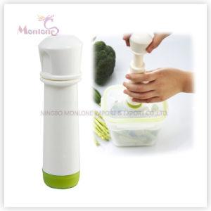 Vacuum Pump for Food Storage Container 5*5*15cm pictures & photos