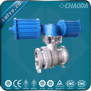 Gray Water Used Metal Seated Ball Valve pictures & photos