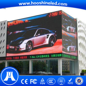 High Brightness Outdoor Full Color P6 SMD LED Display Digit pictures & photos