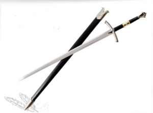 Replica Ice Sword of Eddard Stark with Scabbard