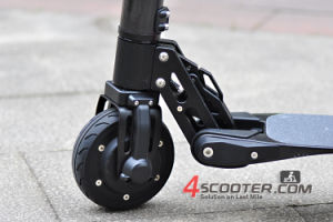 2017 New Ultra Light Foldable Carbon Fiber 2 Wheels Electric Scooter pictures & photos
