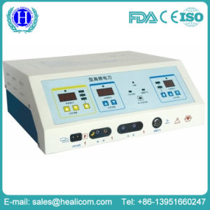Portable High Frequency Electrosurgical Unit (HE-50D) pictures & photos