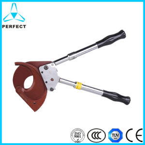 Power Ratchet Cable Cutter for Cu-Al Cable and Amoured Cable. pictures & photos