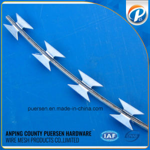 Hot Dpped Cbt-65 Concertina Razor Wire pictures & photos