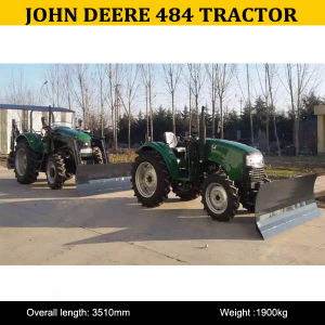 China Manufacture of John Deer 484 Mini Tractor for Sale, China Hot Sale Goods John Deer 484 pictures & photos