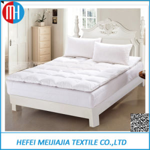 Good Quality 100% Cotton Feather Mattress for Hotel pictures & photos