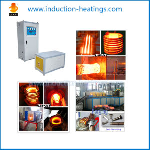 Magnetic Energy Saver Induction Gear Shaft Forging Machine Factory Price pictures & photos