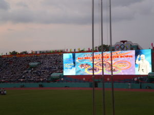 P10 Outdoor LED Screen Display (Advertising Display) pictures & photos