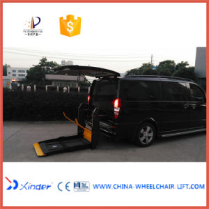 CE Hydraulic Wheelchair Lift for Van pictures & photos