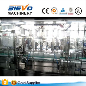 Automatic 4.5L-10L Big Plastic Bottle Water Filling Machinery pictures & photos