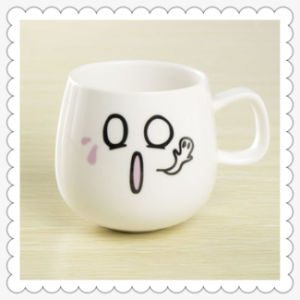 Wholesale Cute Design Low Price Plain White Ceramic Mug pictures & photos