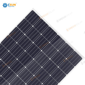 Csun 280W-285W Mono PV Solar Cells / Panel with Cheap Price pictures & photos