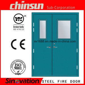 High Quality Fire Rated Glass Door pictures & photos