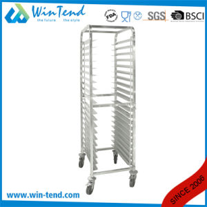 Tall Mobile Movable Bakery Tray Trolley for Baking Pan pictures & photos