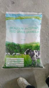 18% High Quality White Powder Dicalcium Phosphate Feed pictures & photos