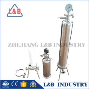 F-Gsl Series Industrial Microporous Membrane Filter pictures & photos